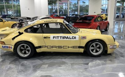 بورشه 911 RSR