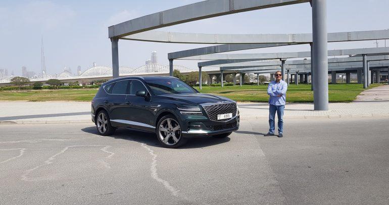 اختبار سيارة جينيسيس جي في 80 لعام 2021: المواصفات، نظام القيادة والأسعار