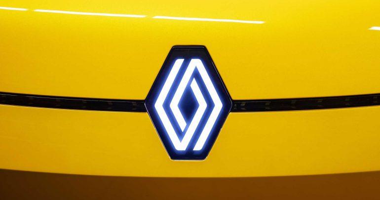 رينو.. صانع السيارات التالي الذي سيغير شعاره