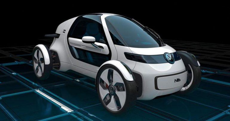 سيارة فولكس واغن NILS الاختبارية.. التنقل الأكثر استدامة
