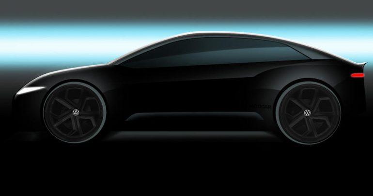 فولكس واغن ترينيتي ستكون الرائد للسيارات الكهربائية مستقبلاً
