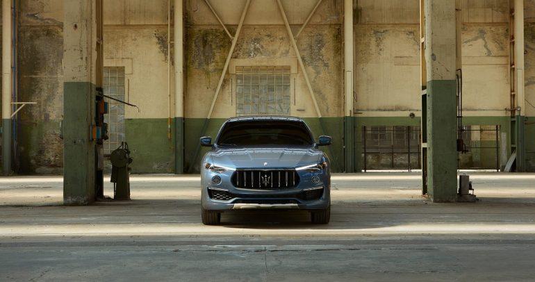 بالصور: إطلاق سيارة مازيراتي ليڤانتي هايبرد الجديدة