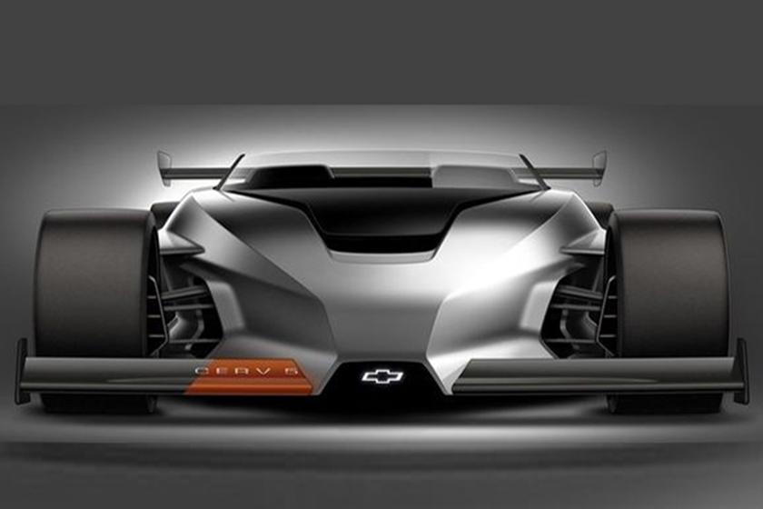 شيفروليه - سيارة مفهوم السباقات