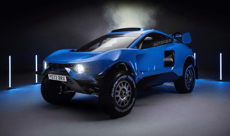 برودرايف أول سيارة خارقة للصحراء