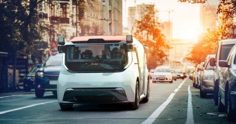 دبي تستعد لاستقبال مركبات كروز الألية ذاتية القيادة