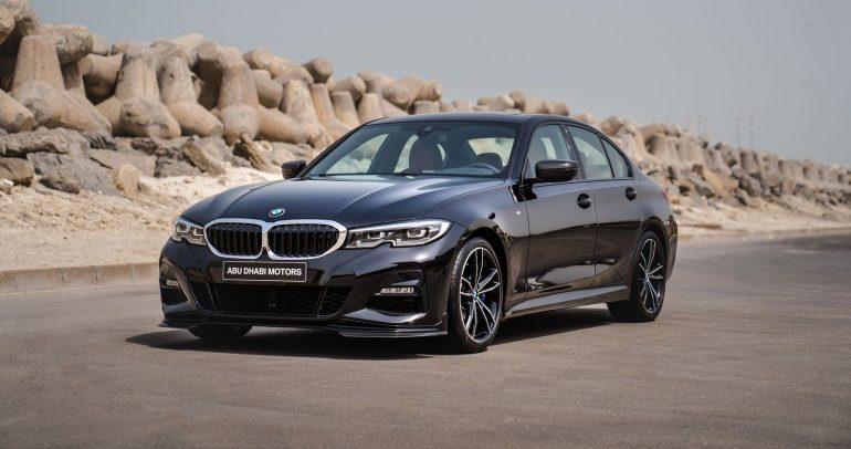 أبوظبي للسيارات تطلق 6 نسخ من BMW 330i M محدودة الإصدار