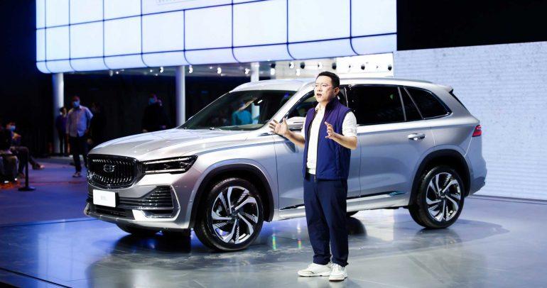 نواصل نشر أحدث إصدارات معرض شنغهاي الدولي للسيارات 2021
