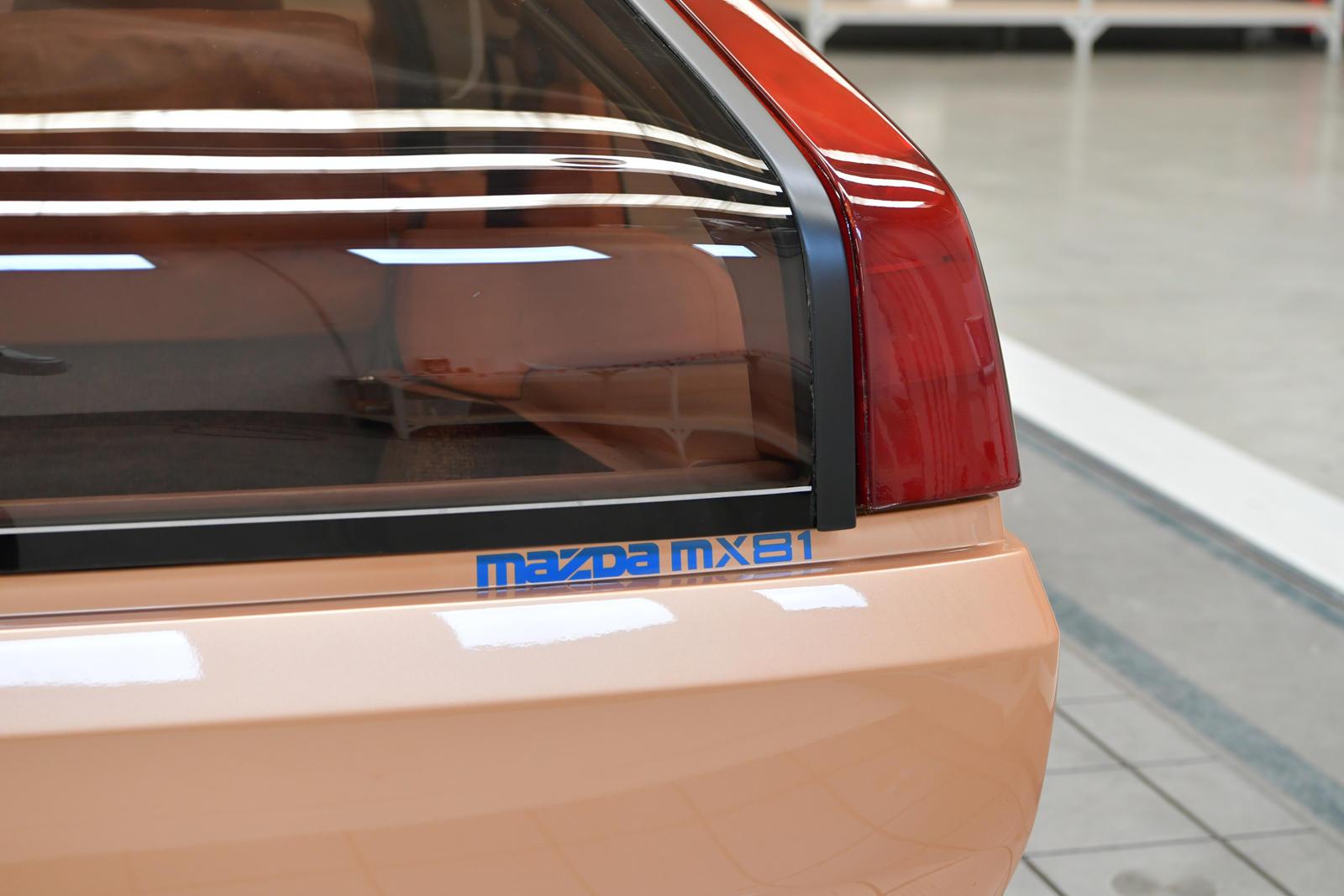 مازدا إم إكس MX-81