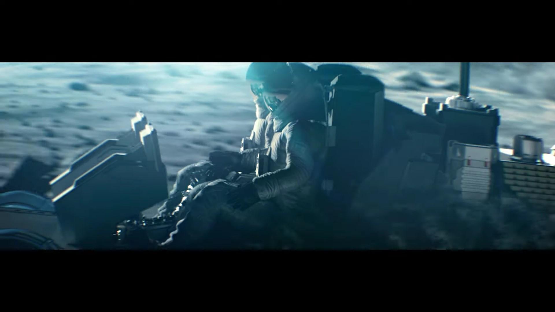 جنرال موتورز - مركبة روفر القمرية