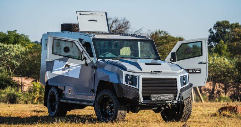 شركة SVI  توسّع مجموعة سيارات لاندكروزر ماكس 3 المضادة للرصاص
