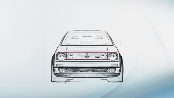 جولف GTI Mk 2