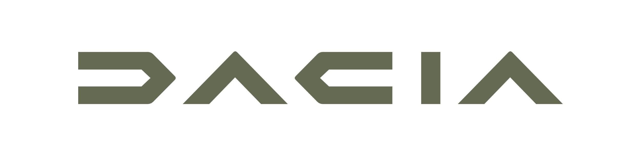 داسيا- شعار جديد