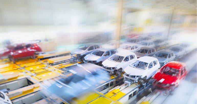 تراجع إنتاج تويوتا لأدنى مستوى منذ عقد في السنة المالية 2021