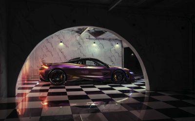 ماكلارين McLaren 765LT