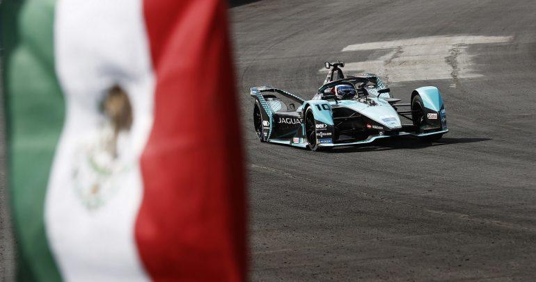 """""""جاكوار للسباقات"""" تحصد نقاطاً ثمينة في أول سباقات بويبلا للسيارات الكهربائية"""
