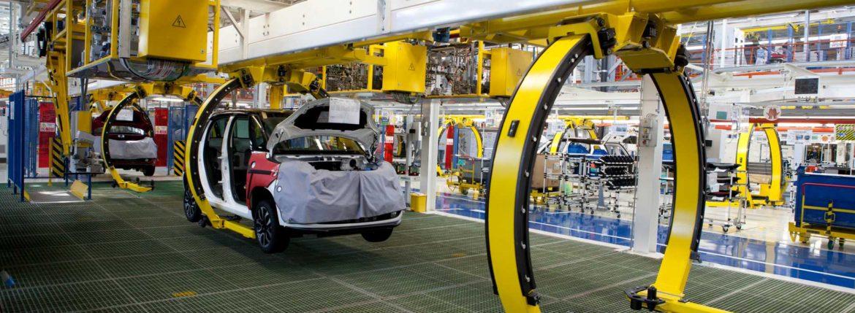 صناعة السيارات البريطانية
