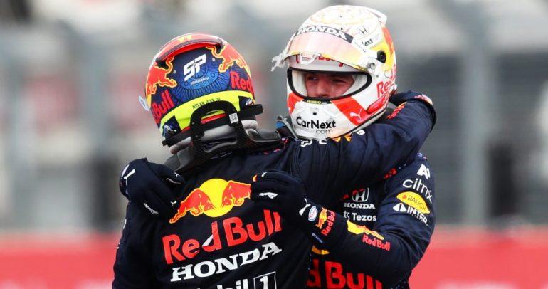 فريق ريد بُل يتصدر المركزين الأول والثالث في سباق جائزة فرنسا الكبرى