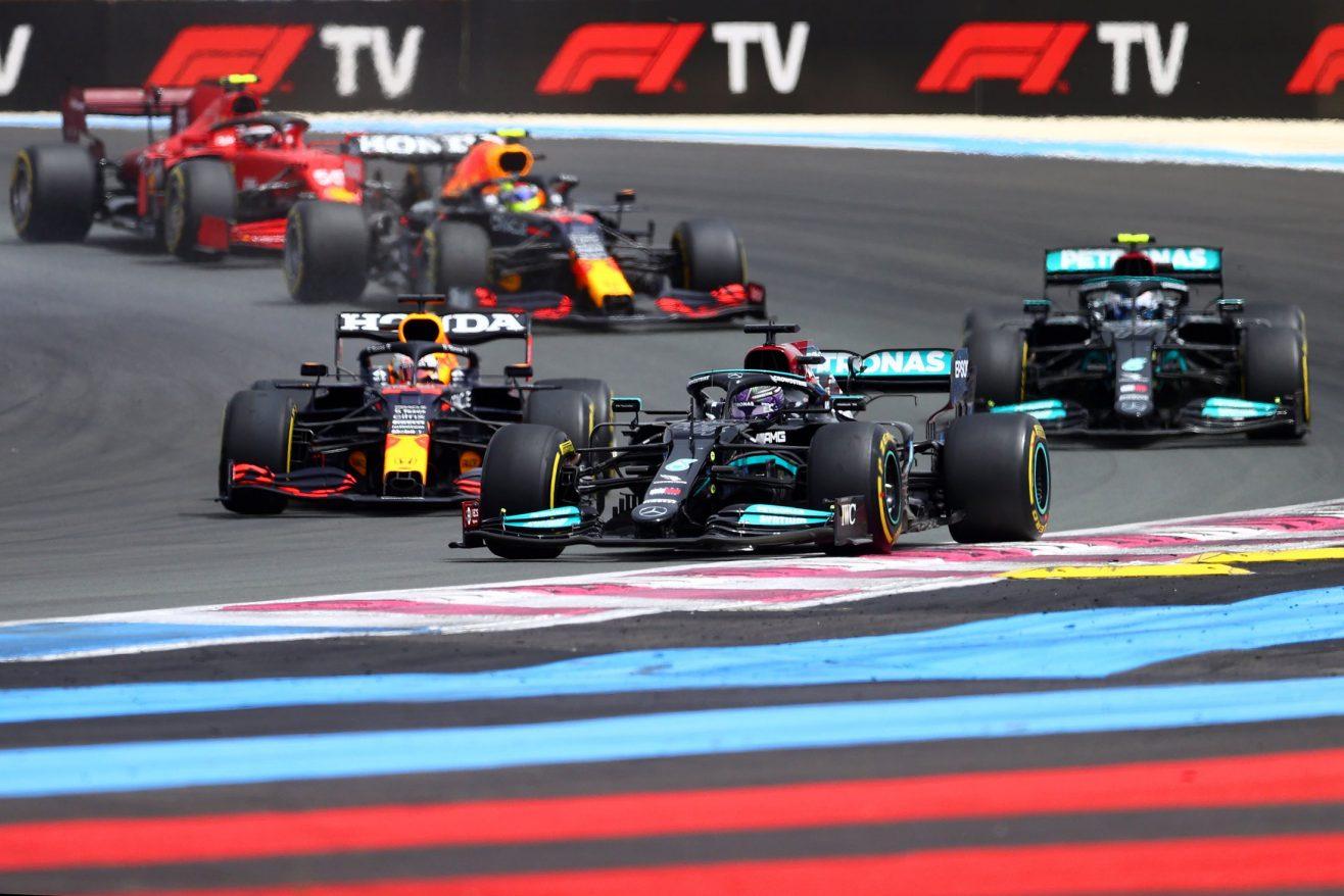 فورمولا جائزة فرنسا