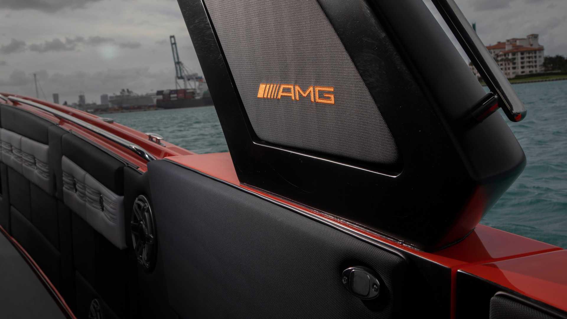 مرسيدس AMG سيجاريت