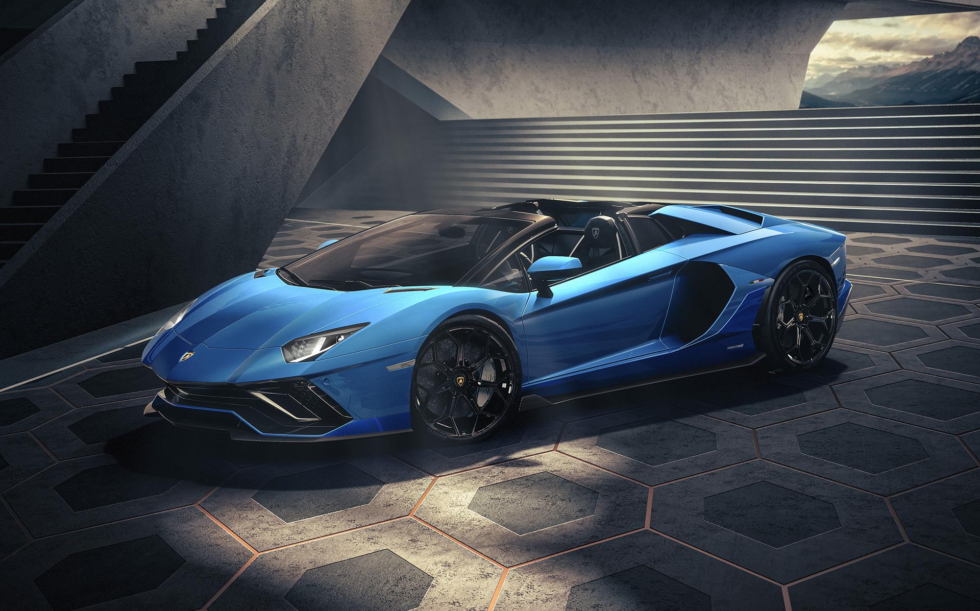 Lamborghini Aventador LP780-4 Altimai