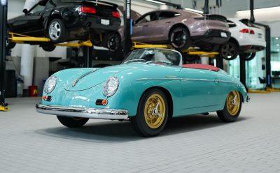 بورشه 356 سبيدستر
