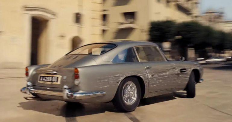 قصة سيارة جيمس بوند أستون مارتن دي بي 5 المفقودة منذ 25 عاماً