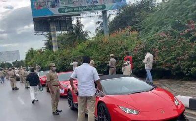 الهند 11 سيارة