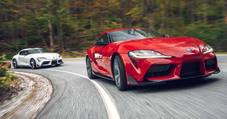 بي إم دبليو تستدعي أكثر من 13 ألف سيارة تويوتا سوبرا جديدة