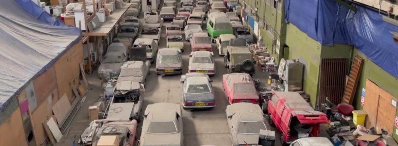 175 سيارة كلاسيكية - لندن