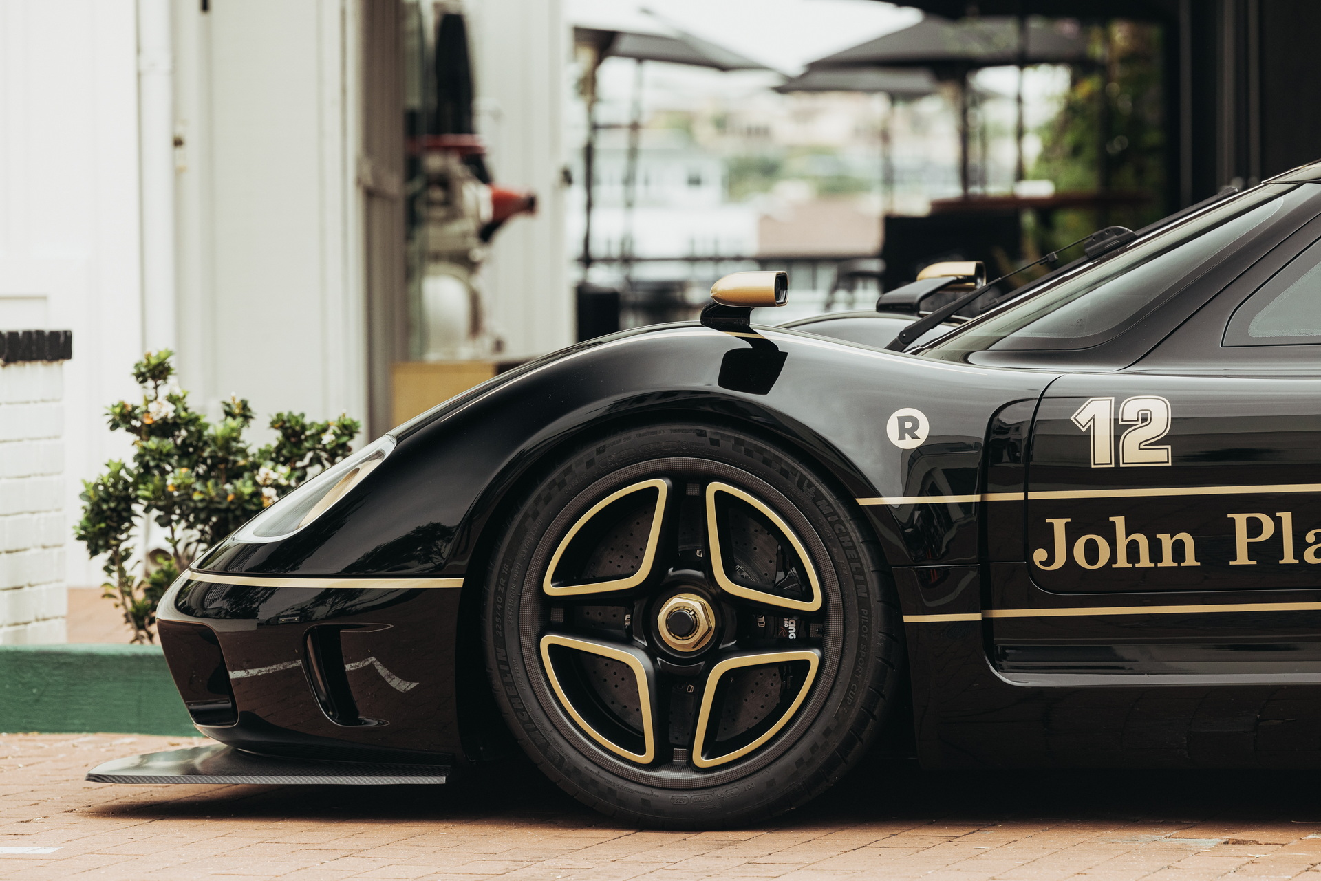 """""""The JPS Type 62-2 is even more dynamically focused and extremely capable on both road and track – it's very light, very fast and nimble – a proper assault on the senses that will hold its own among even the most accomplished track cars,"""" said Button. """"Naturally, it is also embellished with all of the high-end touches of a bespoke coachbuilder such as Radford."""""""