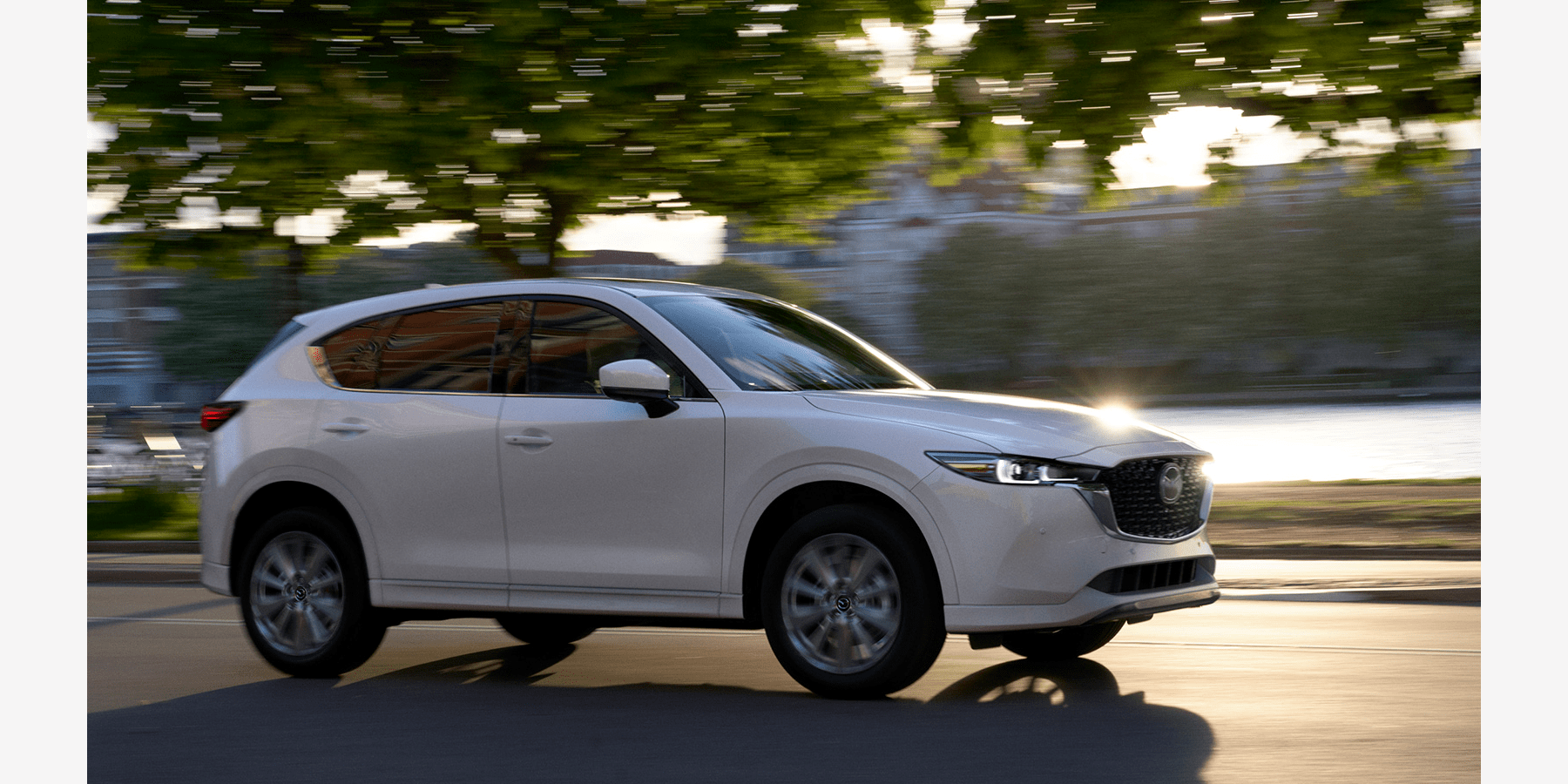 سيارة مازدا سي إكس 5 لعام 2022