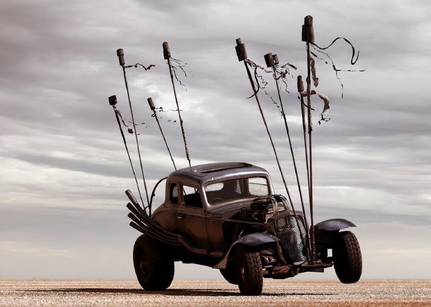 Nux Car