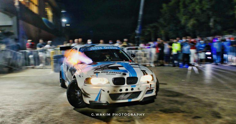 رالي لبنان الدولي الـ43: انطلاق المنافسة الفعلية بين السائقين الـ26 المشاركين