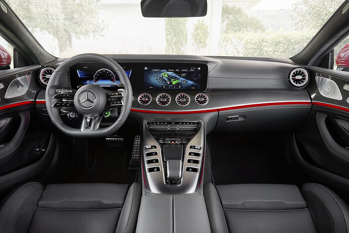 مرسيدس AMG GT 63 S E لعام 2023