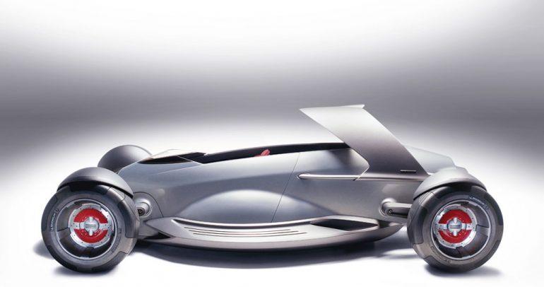 تويوتا تدرس إنتاج مفهوم إم تي آر سي 2004