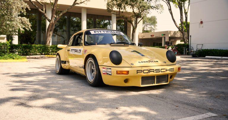 بورشه 911 كاريرا 3.0 آر إس آر.. واحدة من 15 سيارة صنعت على الإطلاق تعرض للبيع